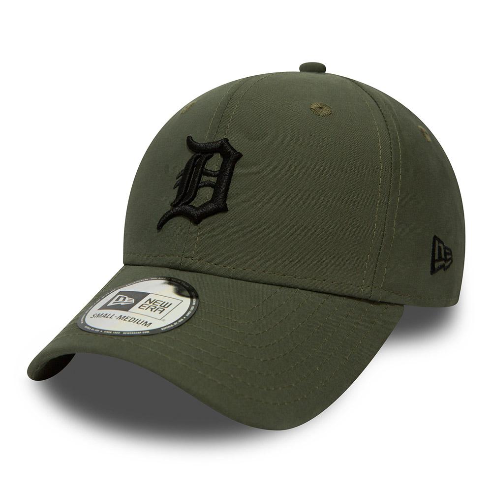 0a04b0fa11e ... Detroit Tigers Nylon Pre-Curved 9FIFTY Snapback