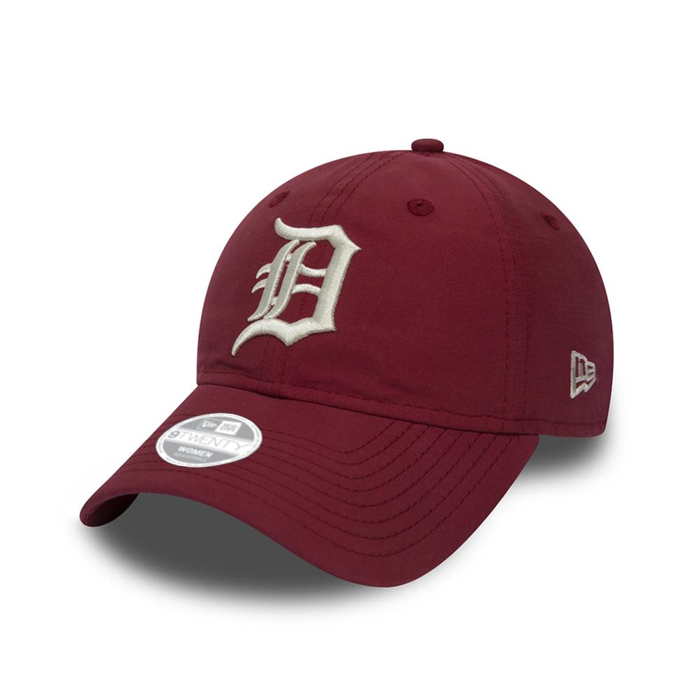 64258e7c3b2 Detroit Tigers Womens Packable Cardinal Red 9TWENTY
