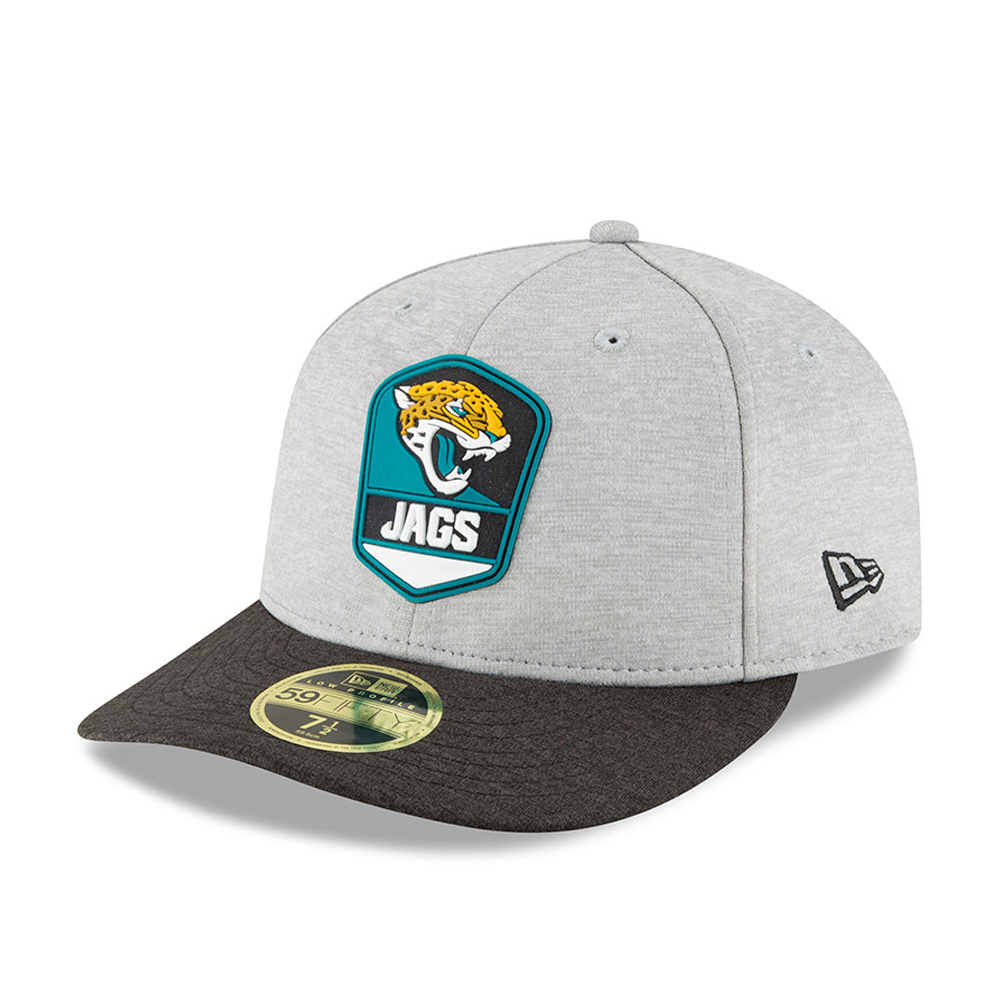 Jacksonville Jaguars 2018 Sideline Away Low Profile 59FIFTY 9950af9480b