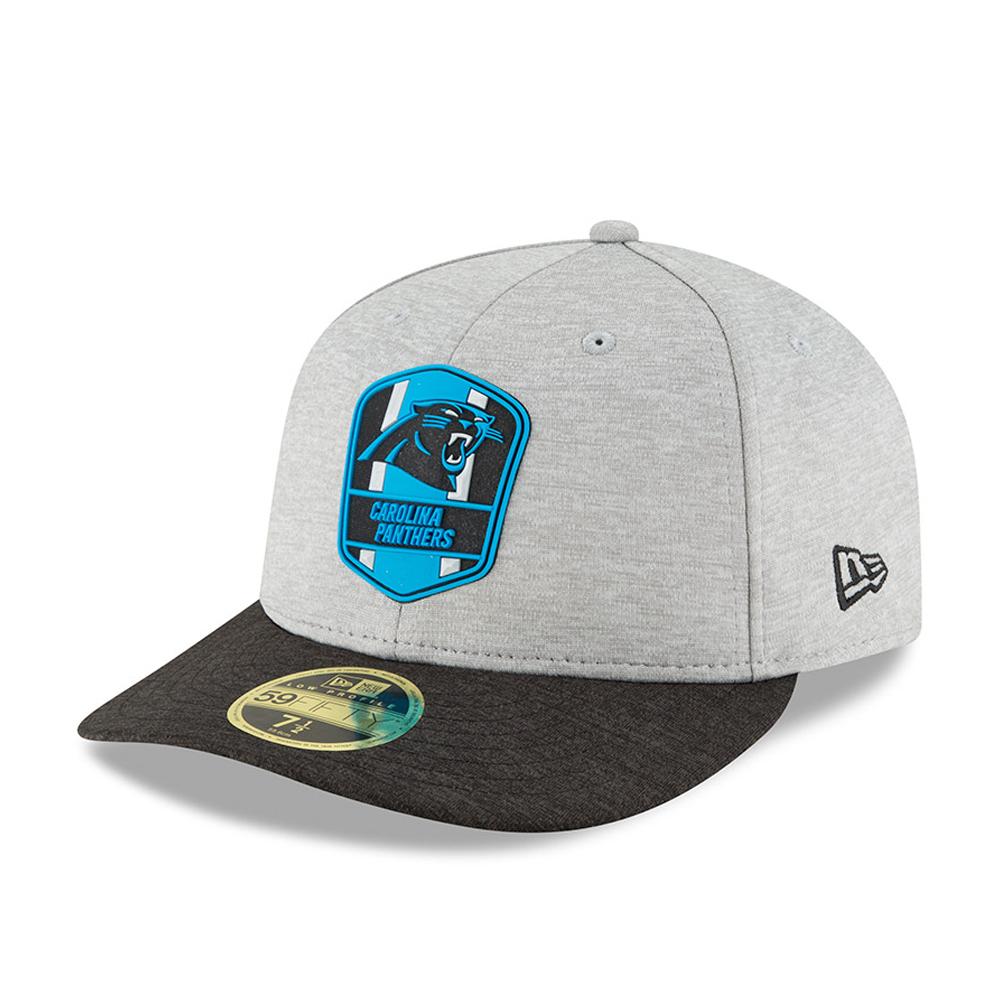 Carolina Panthers 2018 Sideline Away Low Profile 59FIFTY  52f112607