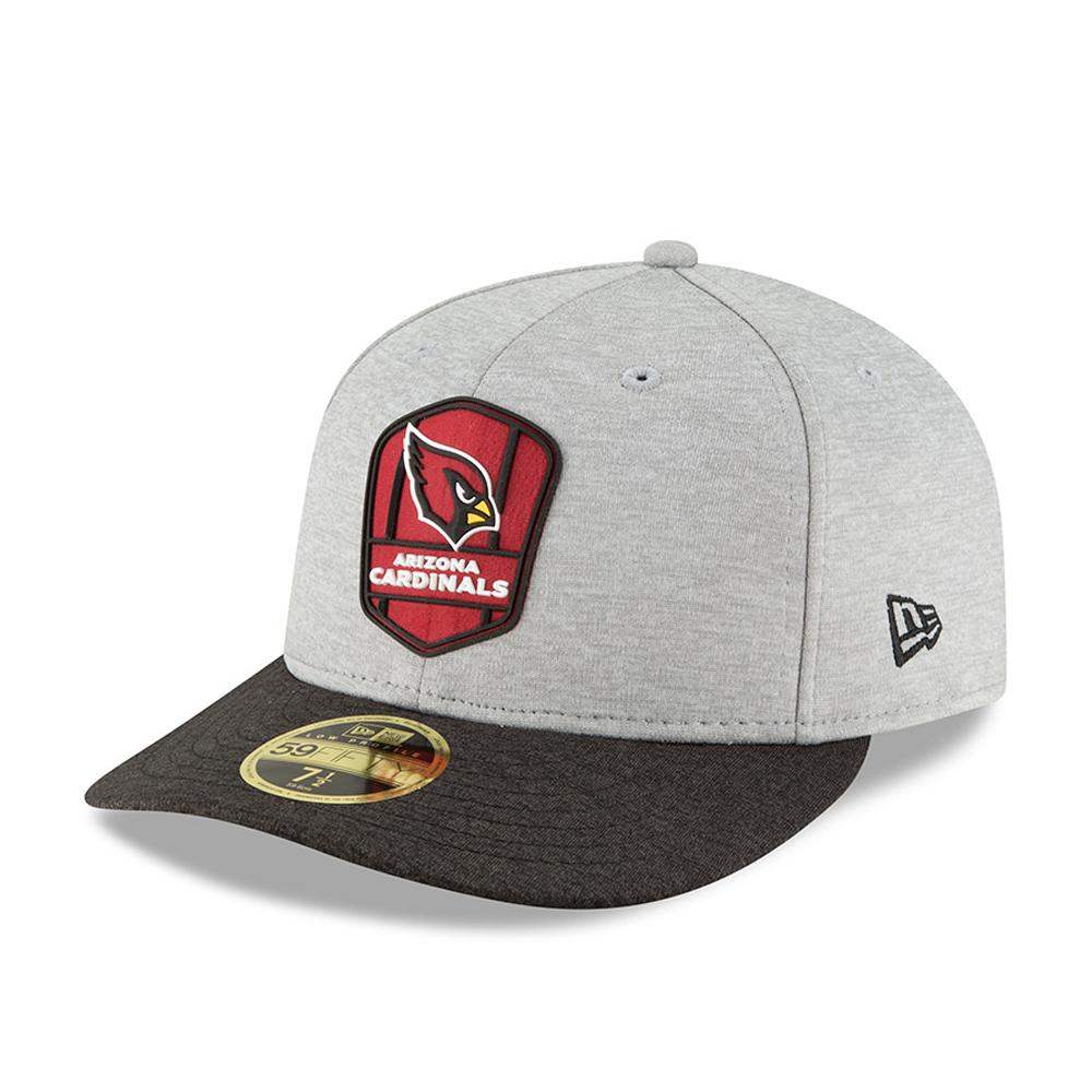d701bdd9f58a95 Arizona Cardinals 2018 Sideline Away Low Profile 59FIFTY | New Era