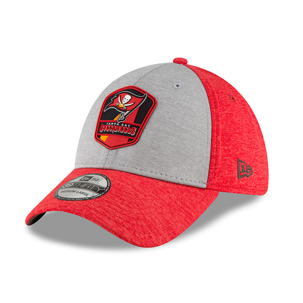outlet store 9b326 a26f6 Tampa Bay Buccaneers 2018 Sideline Away 39THIRTY