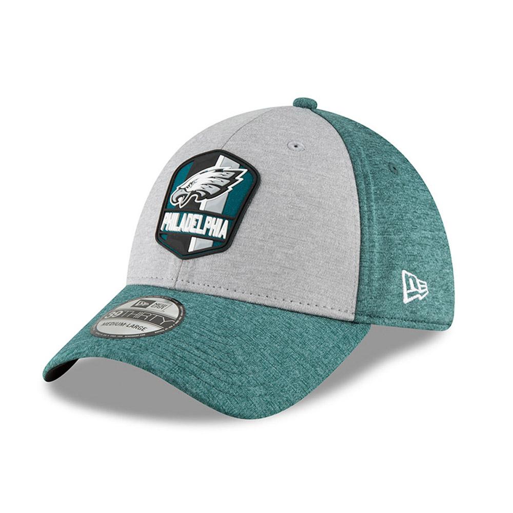 647f590e47d Philadelphia Eagles 2018 Sideline Away 39THIRTY