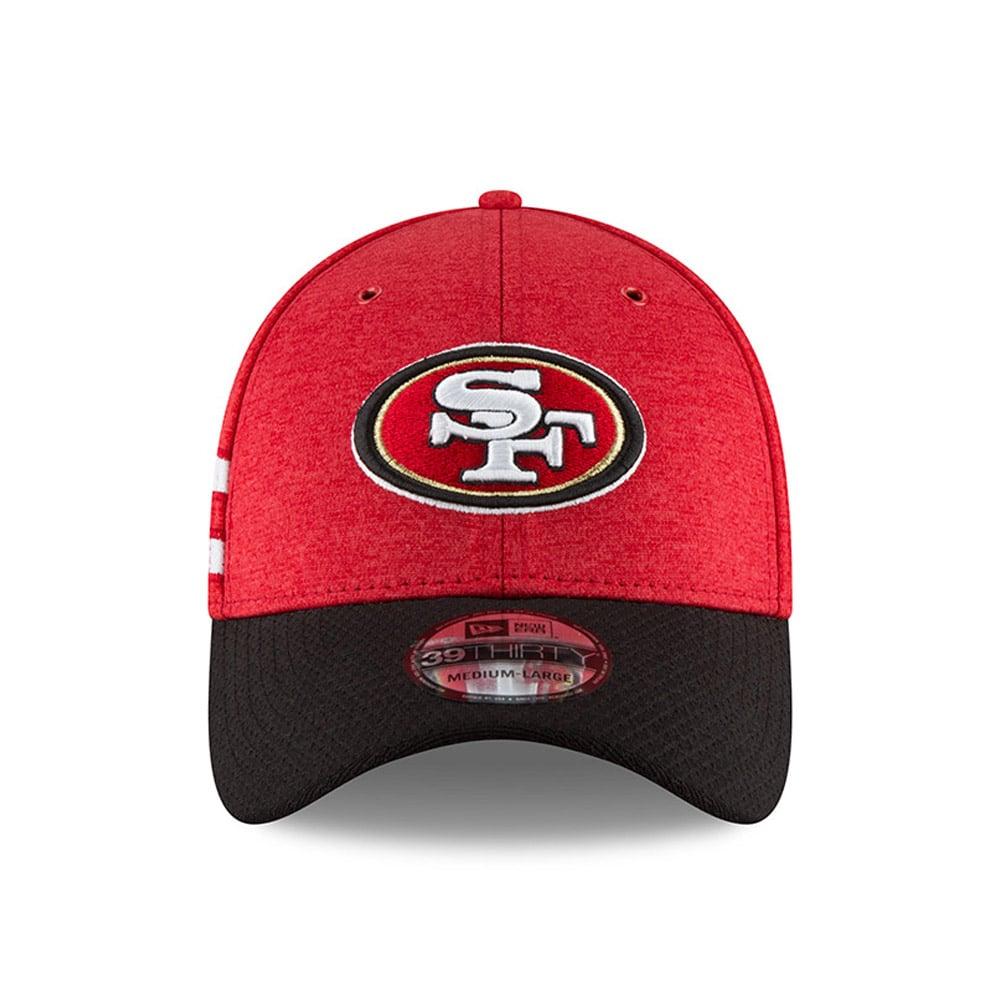 Sideline Home San Francisco 49ers New Era 39Thirty Cap