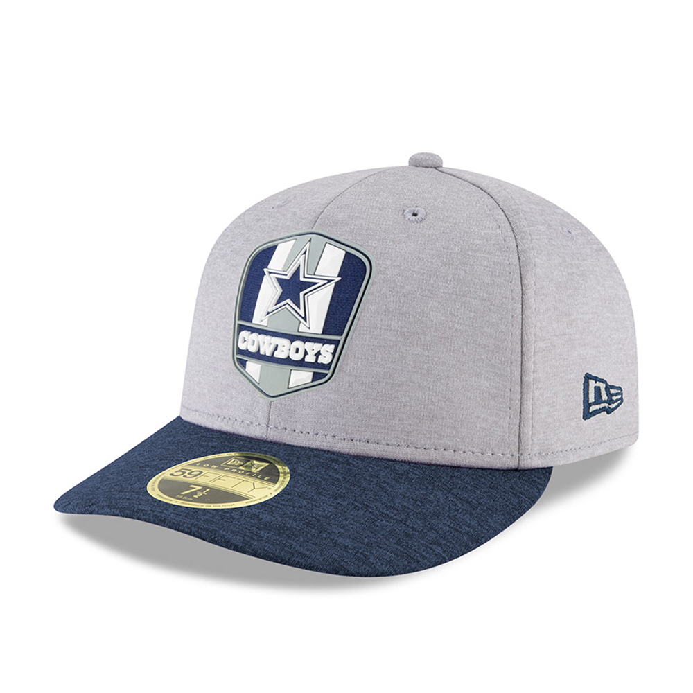 Dallas Cowboys 2018 Sideline Away Low Profile 59FIFTY