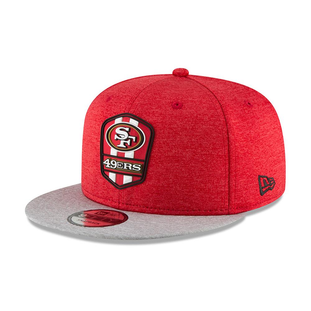 Sideline Away San Francisco 49ers New Era 39Thirty Cap