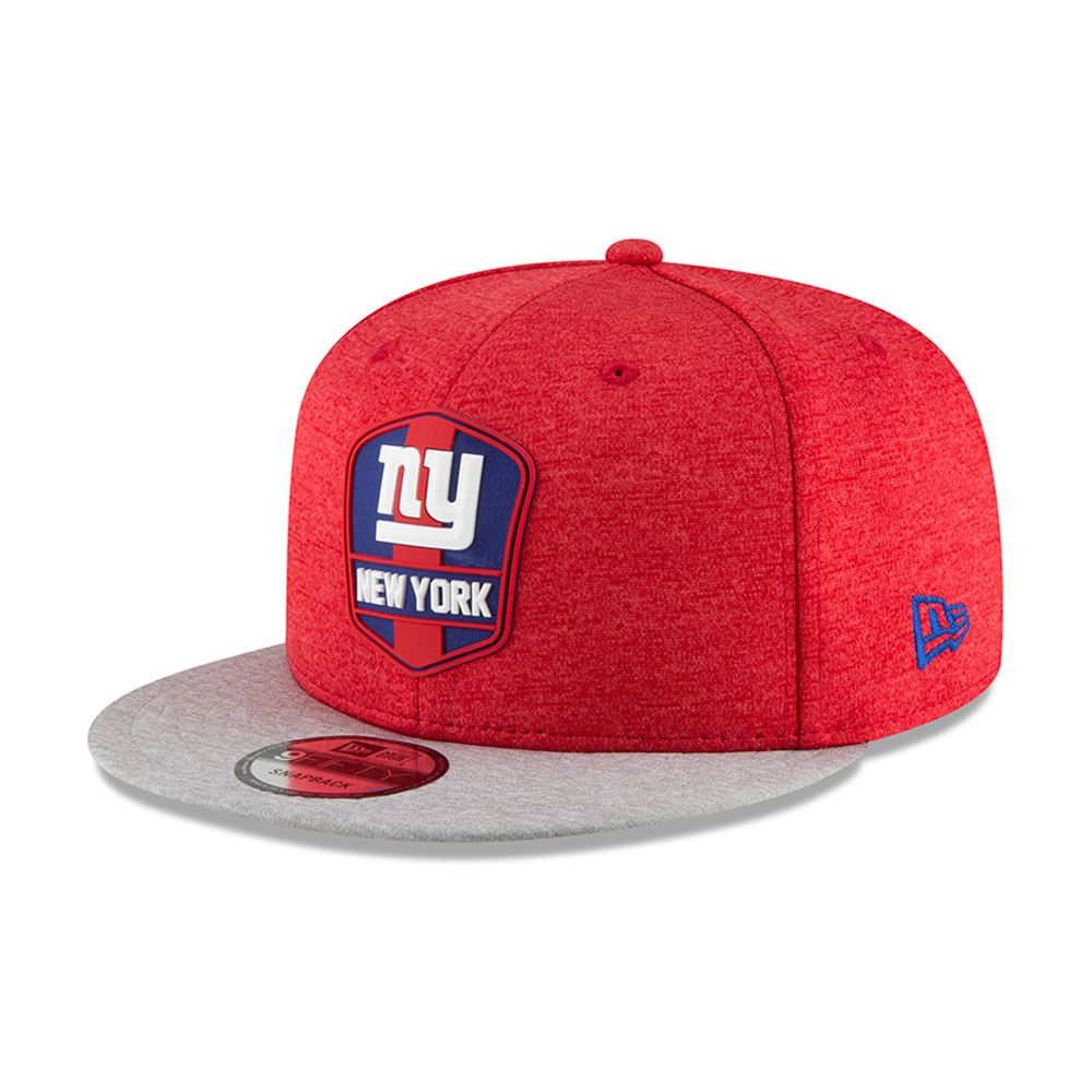 New York Giants 2018 Sideline Away 9FIFTY Snapback  a70b05b68