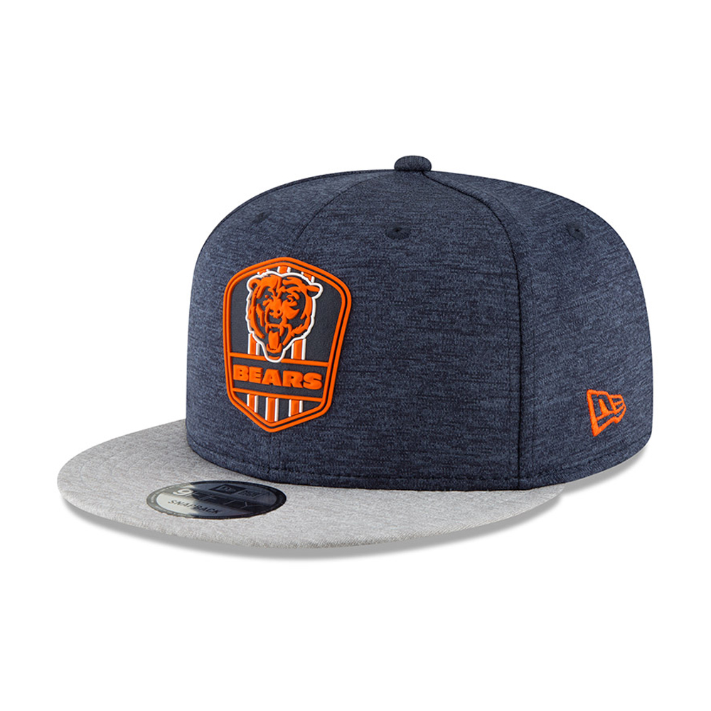new style 03877 b66fb discount chicago bears 2018 sideline away 9fifty snapback 0ac7b aa2d1