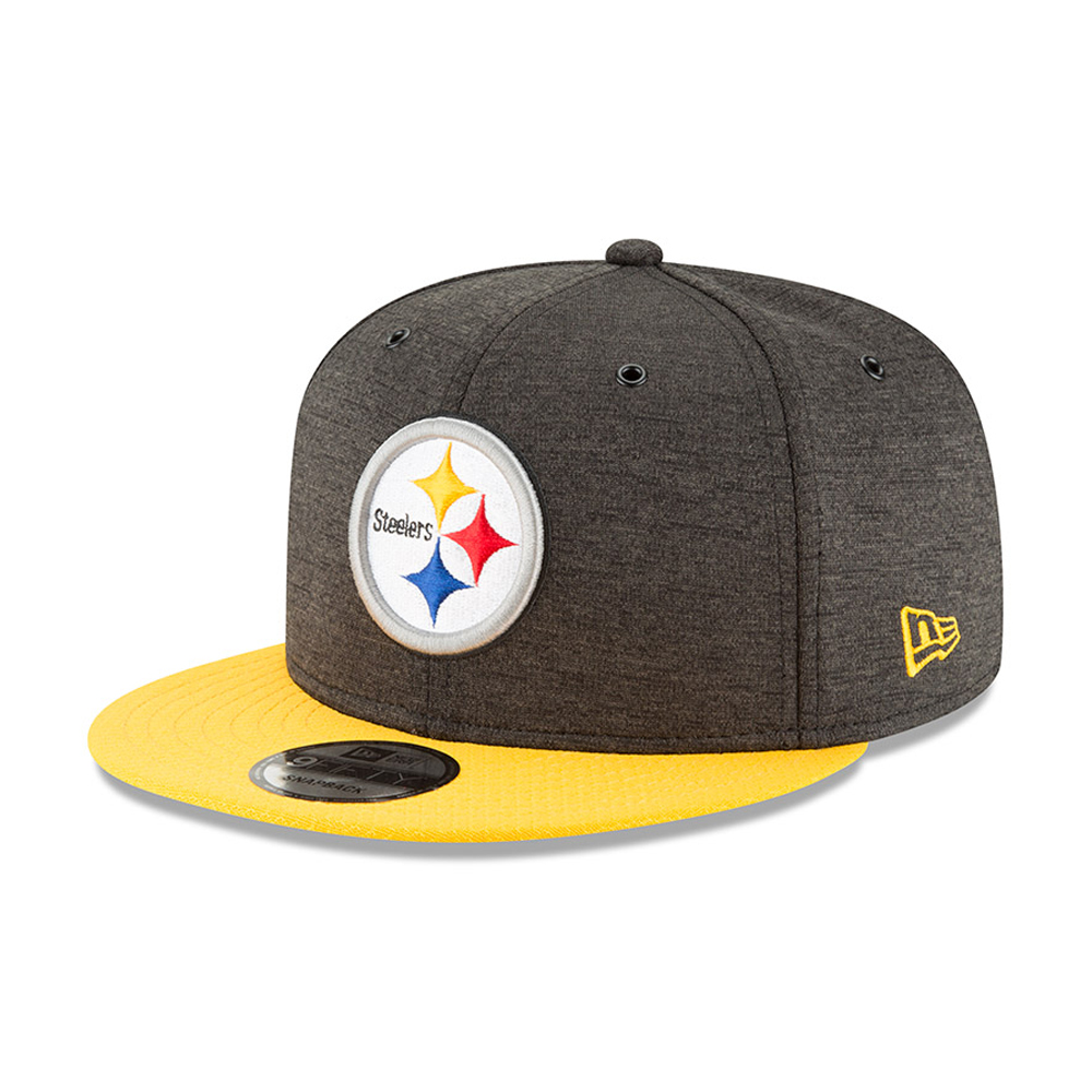 Pittsburgh Steelers 2018 Sideline Home 9FIFTY Snapback