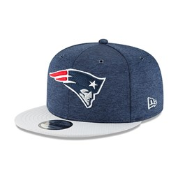New England Patriots 2018 Sideline Home 9FIFTY Snapback