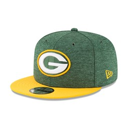 Green Bay Packers 2018 Sideline Home 9FIFTY Snapback