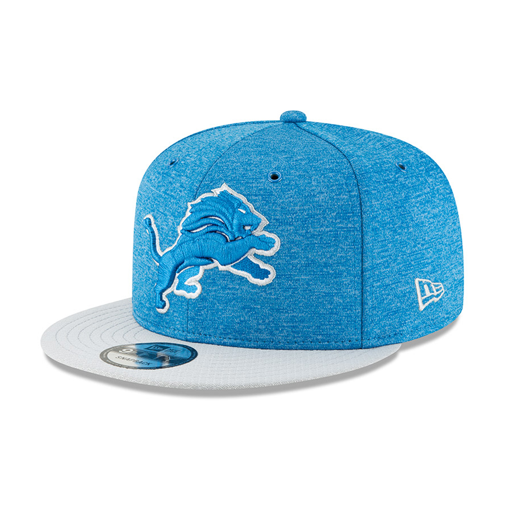 Detroit Lions 2018 Sideline Home 9FIFTY Snapback  534cff243078