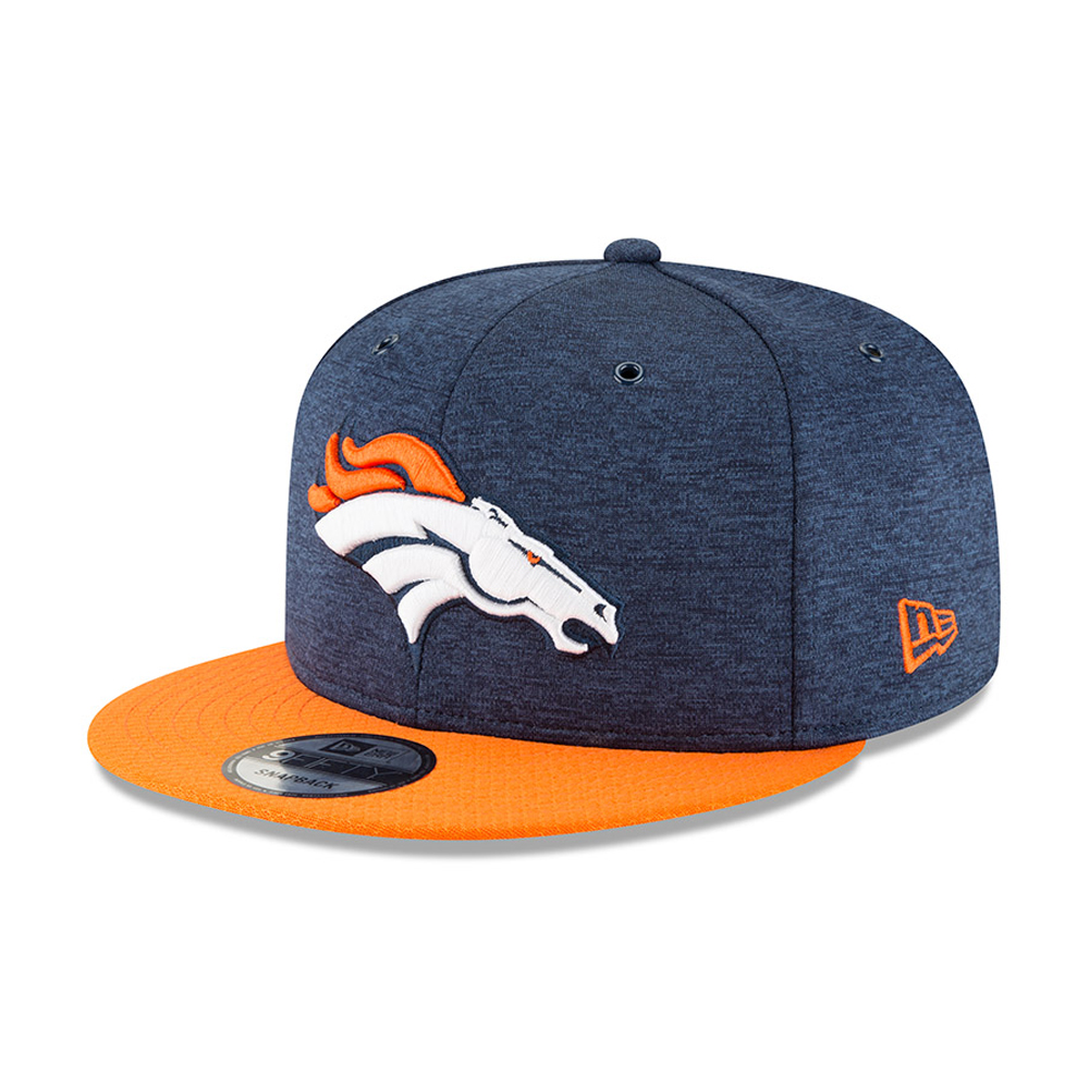 Denver Broncos 2018 Sideline Home 9FIFTY Snapback