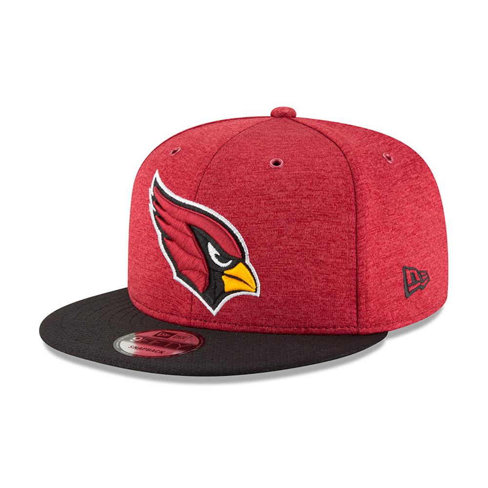 Arizona Cardinals 2018 Sideline Home 9FIFTY Snapback e457809a575