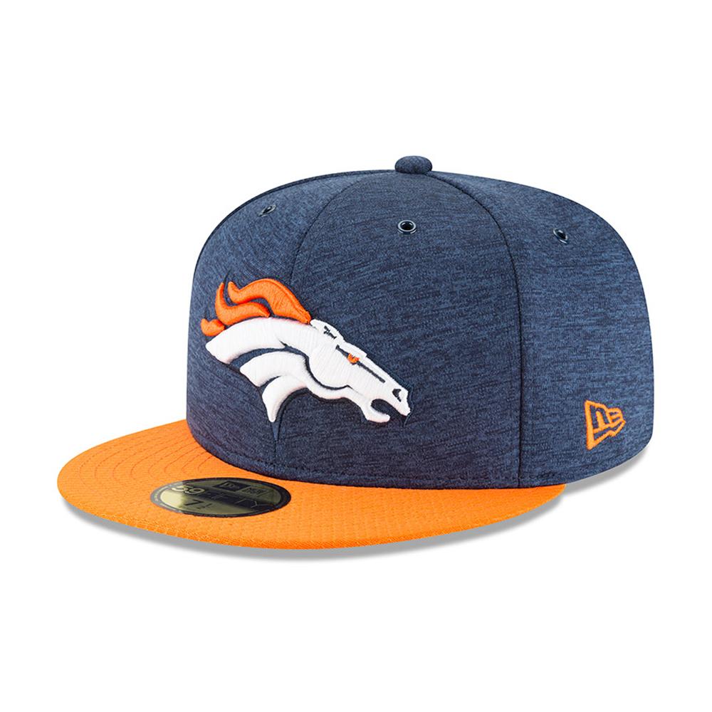 Denver Broncos 2018 Sideline 59FIFTY 67f7862b199