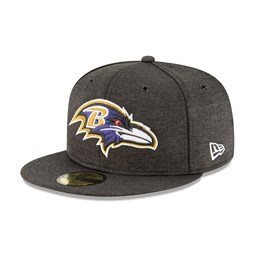 Baltimore Ravens 2018 Sideline 59FIFTY