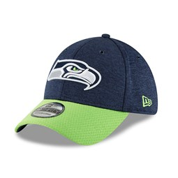 Seattle Seahawks 2018 Sideline Home 39THIRTY