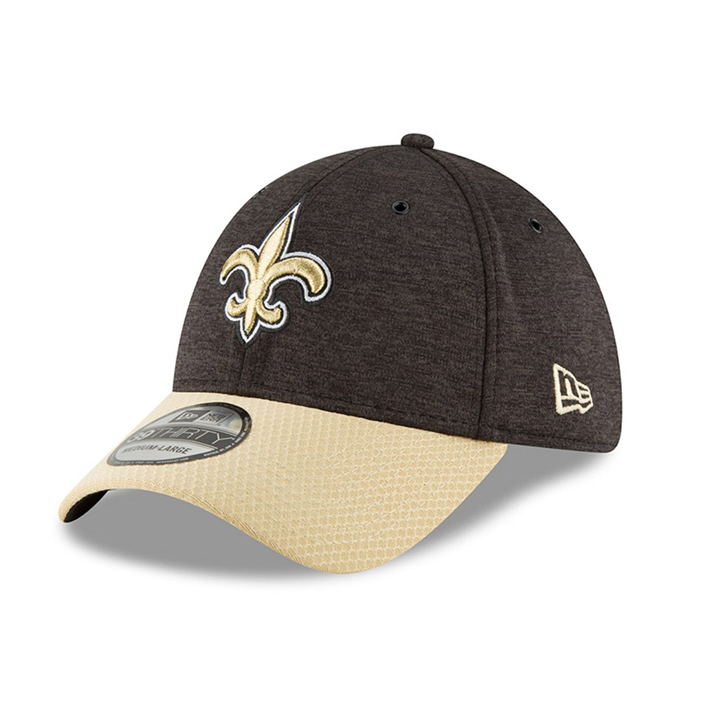New Orleans Saints 2018 Sideline Home 39THIRTY  803e1781bbf6