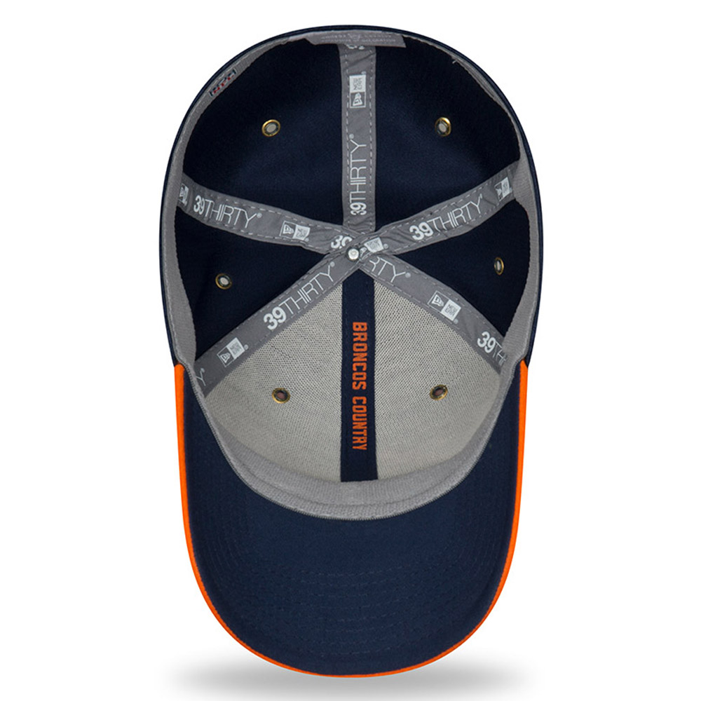 Sideline Home Denver Broncos New Era 39Thirty Cap