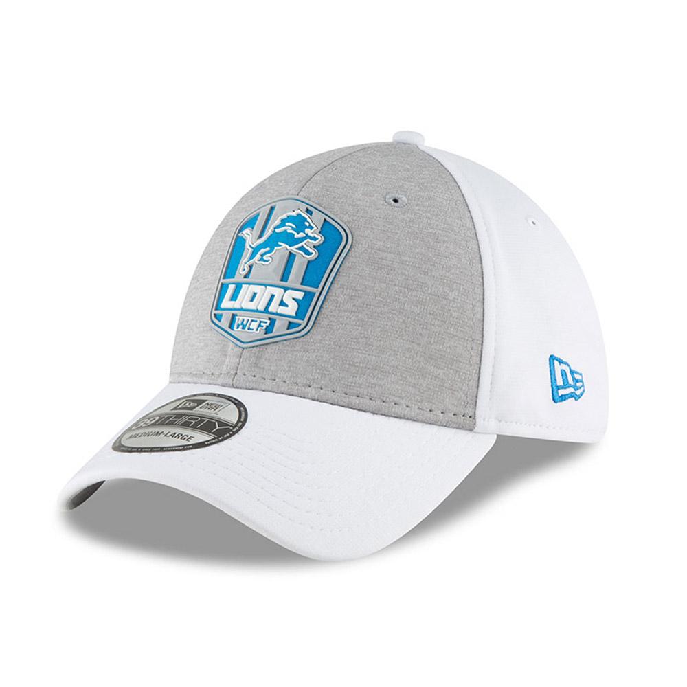 Detroit Lions 2018 Sideline Away 39THIRTY  ed1b6033fe2b