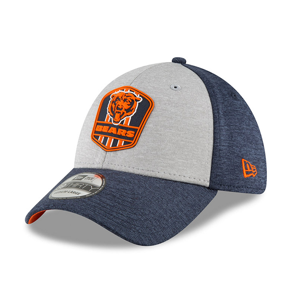 Chicago Bears 2018 Sideline Away 39THIRTY Chicago Bears 2018 Sideline Away  39THIRTY 7595116d04c2