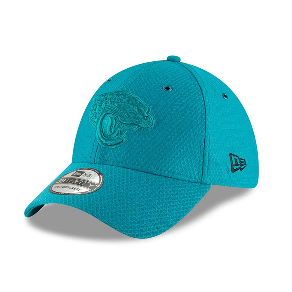 New Era 39Thirty Cap Color Rush Jacksonville Jaguars