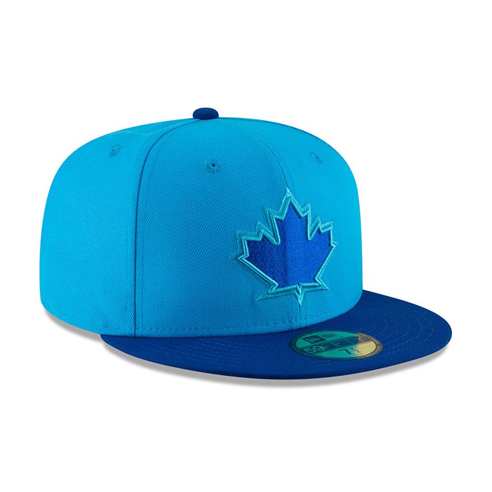40fe8989379b ... Toronto Blue Jays On Field Players Weekend 59FIFTY