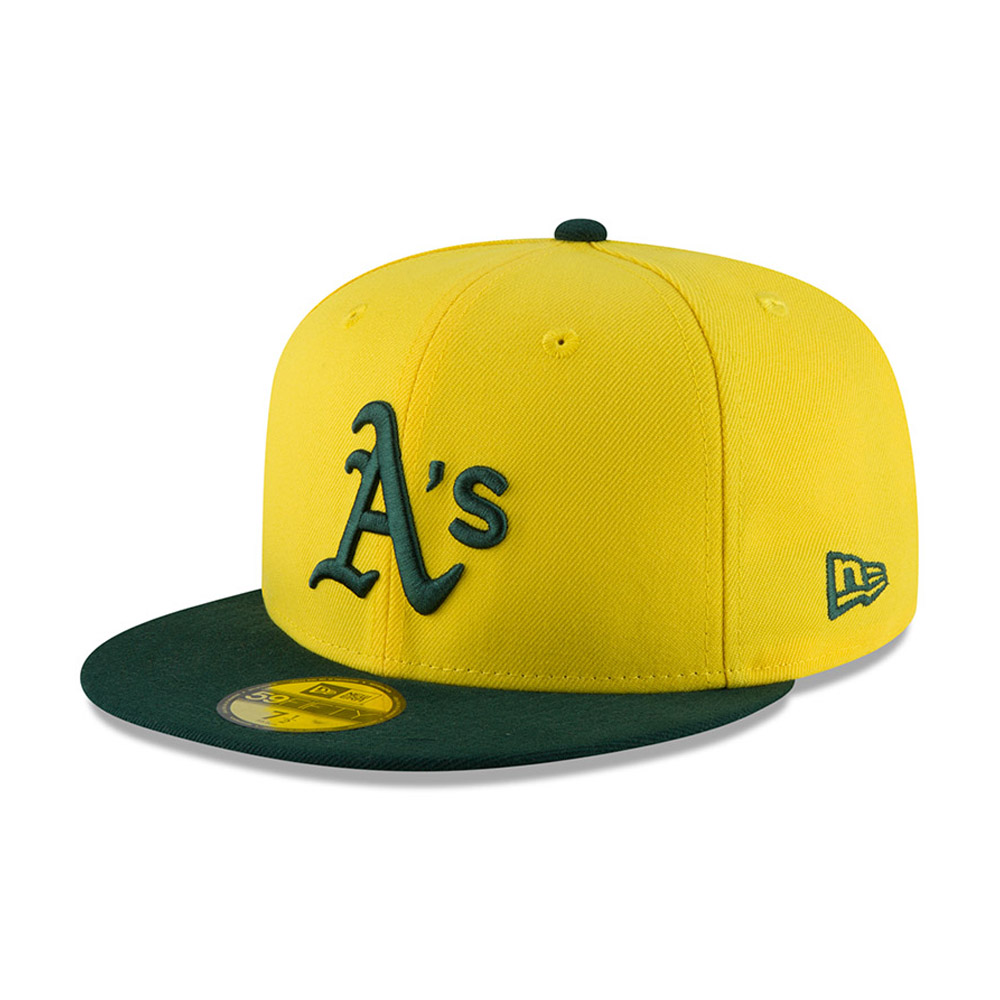 san francisco 3e171 35a18 Oakland Athletics On Field Players Weekend 59FIFTY