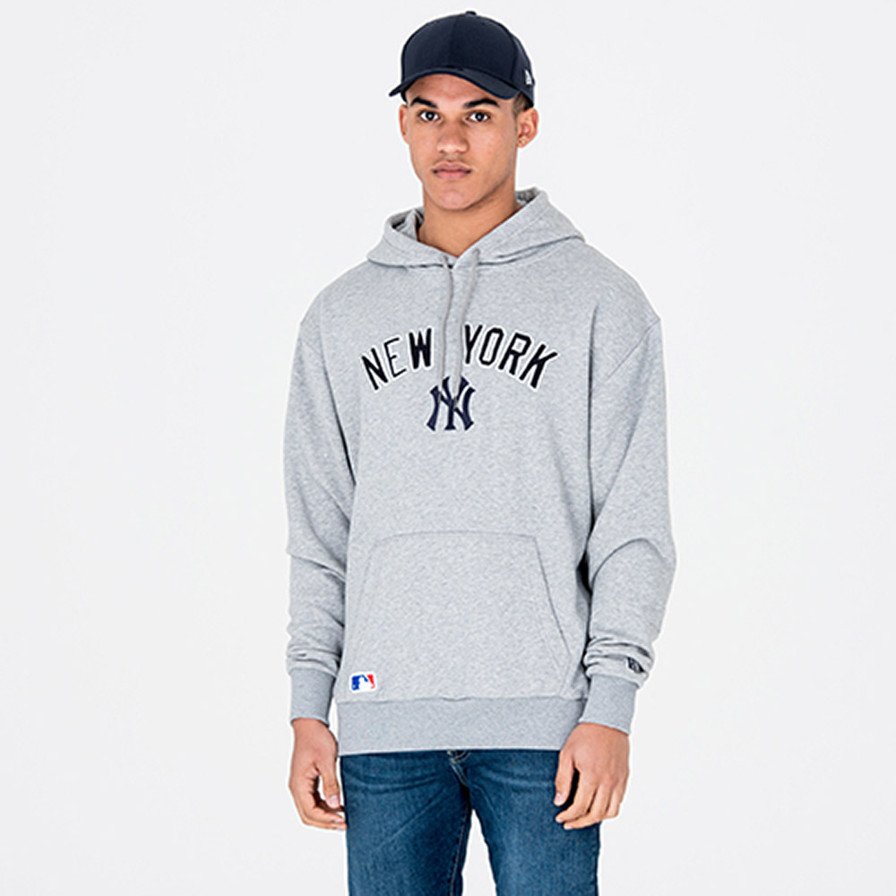 New York Yankees University Club Pullover Hoody