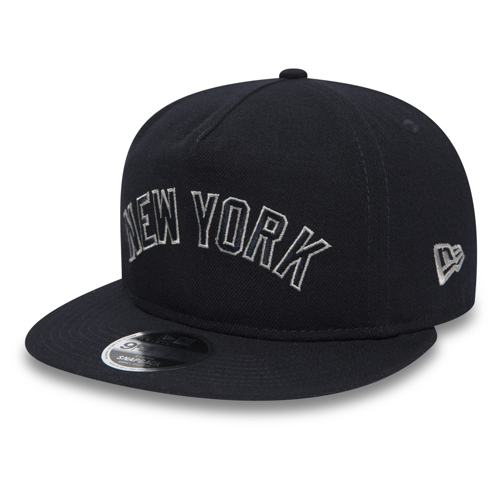030c99a4c6f61 New York Yankees University Club Golfer 9FIFTY Snapback