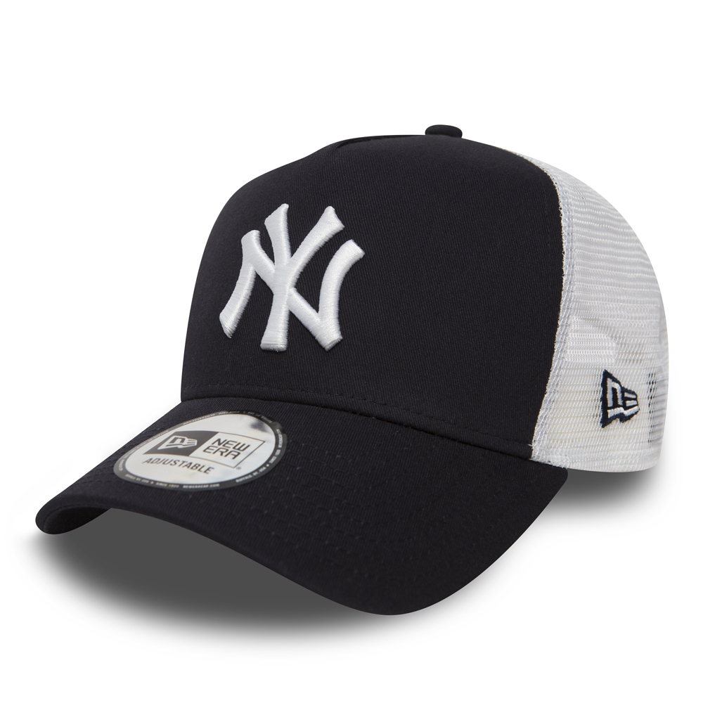 ... NY Yankees Clean A Frame Navy Trucker 41725887f6c