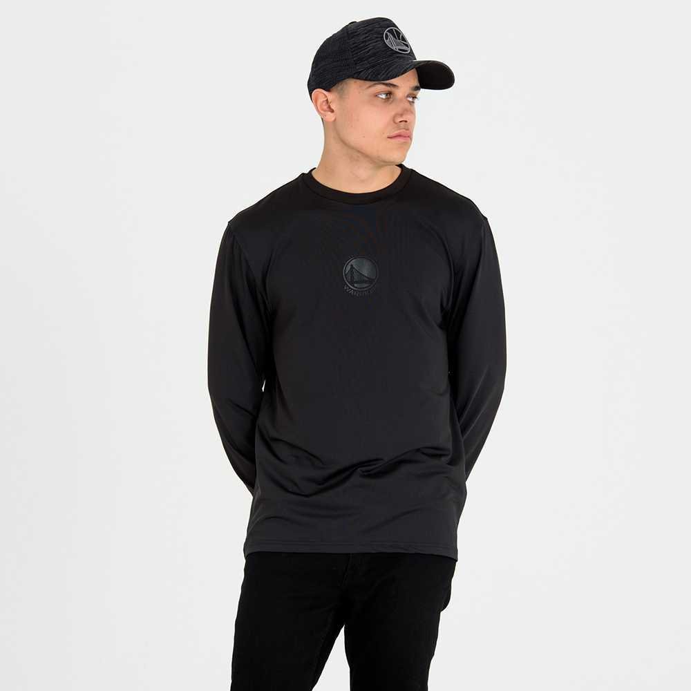 Golden State Warriors Engineered Fit Long Sleeve Tee