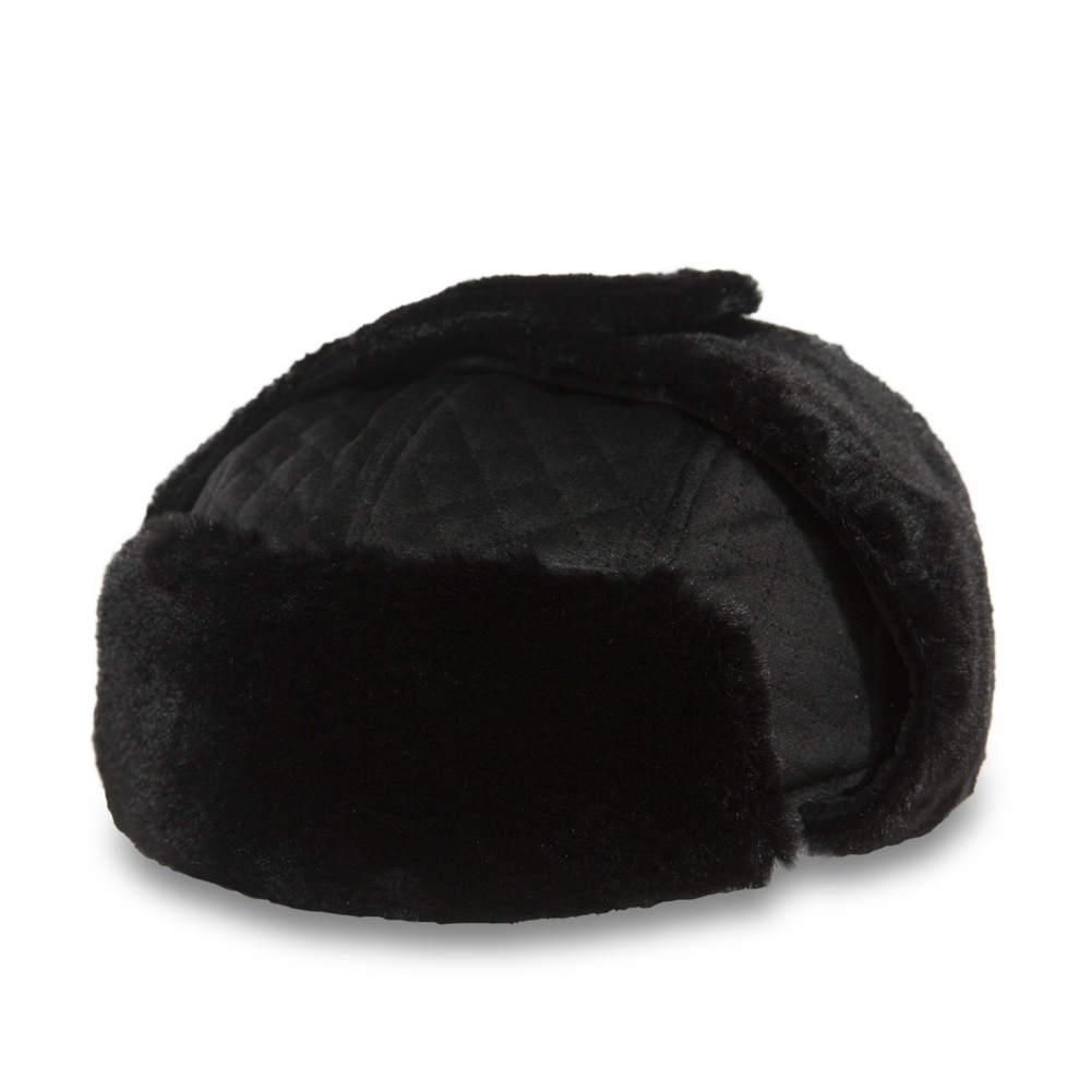 New Era Womens Winter Pack Black Trapper
