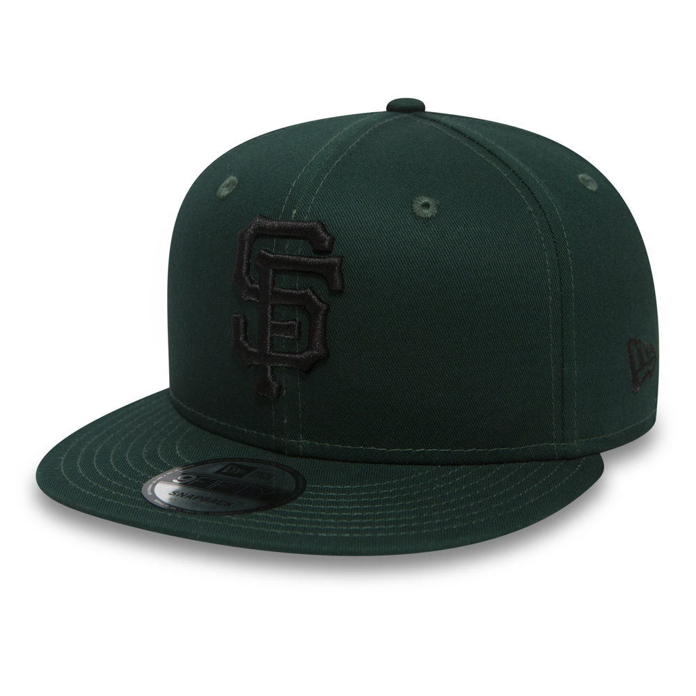 San Francisco Giants Essential Green 9FIFTY Snapback 3168ec6b734