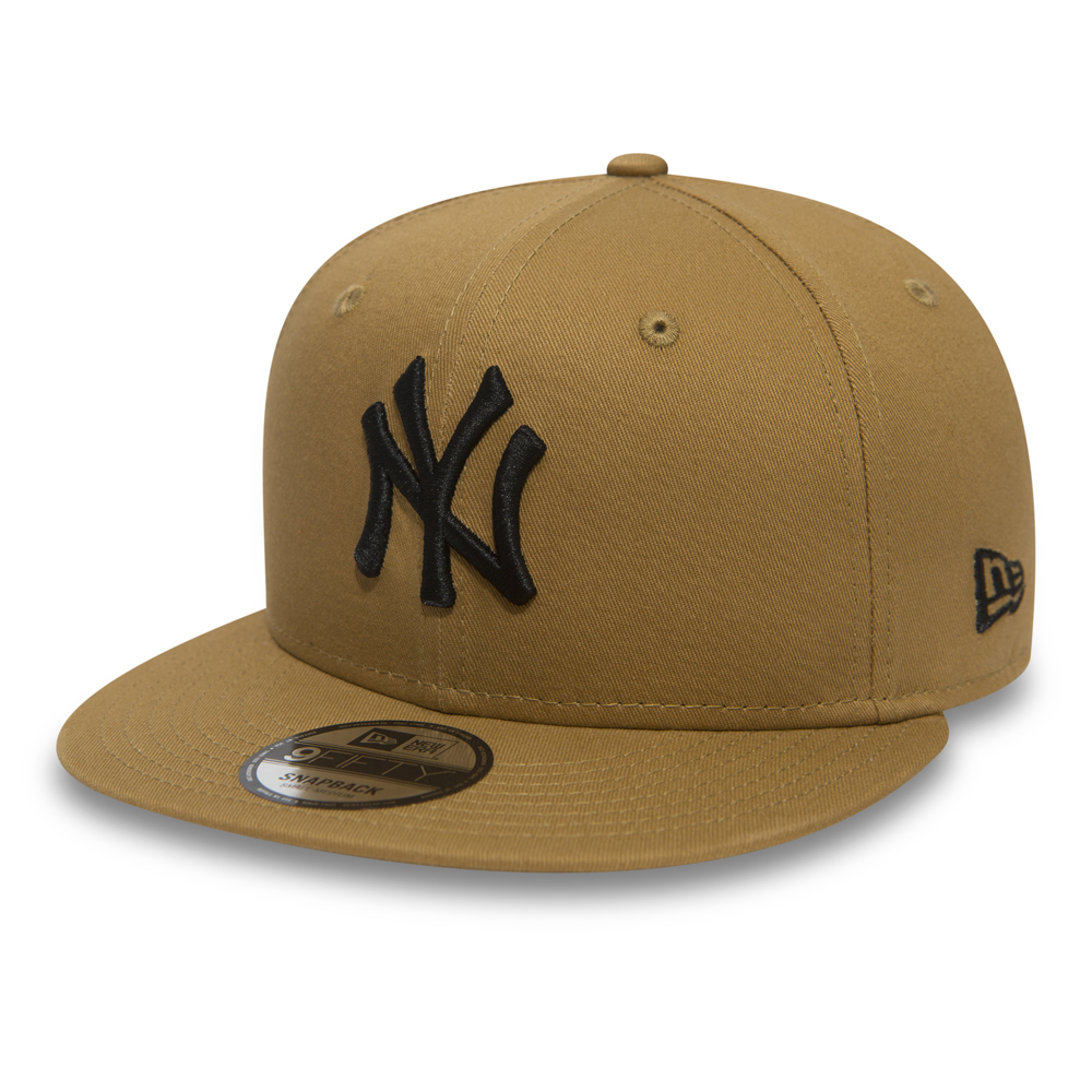 New York Yankees Essential Wheat 9FIFTY Snapback  75a9177628a
