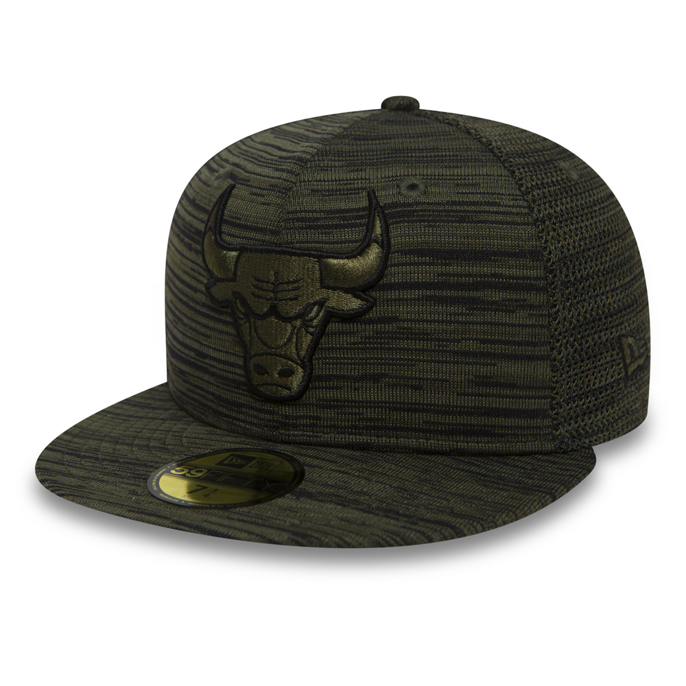 Chicago Bulls Engineered Fit 59FIFTY