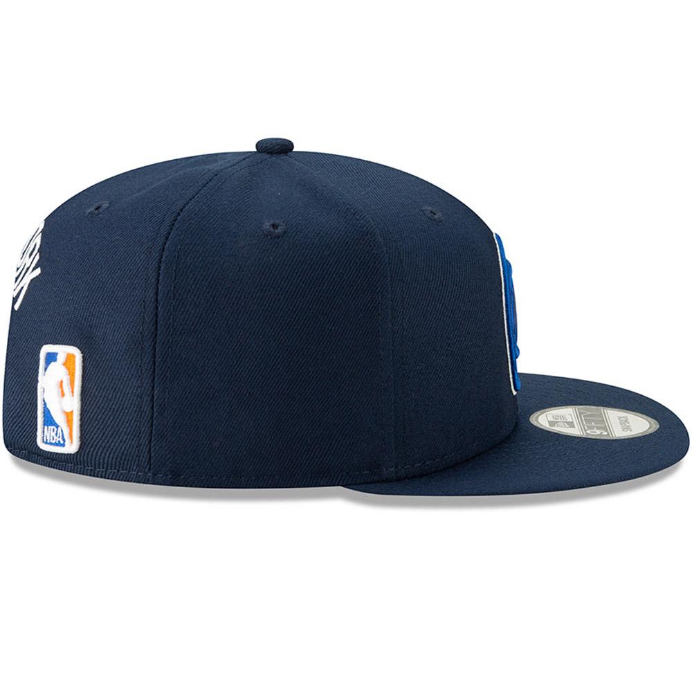 47f3ecbe0e691 ... New York Knicks NBA Authentics - City Series 9FIFTY Snapback