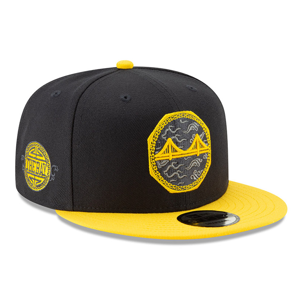 82e6fa00c Golden State Warriors NBA Authentics - City Series 9FIFTY Snapback ...