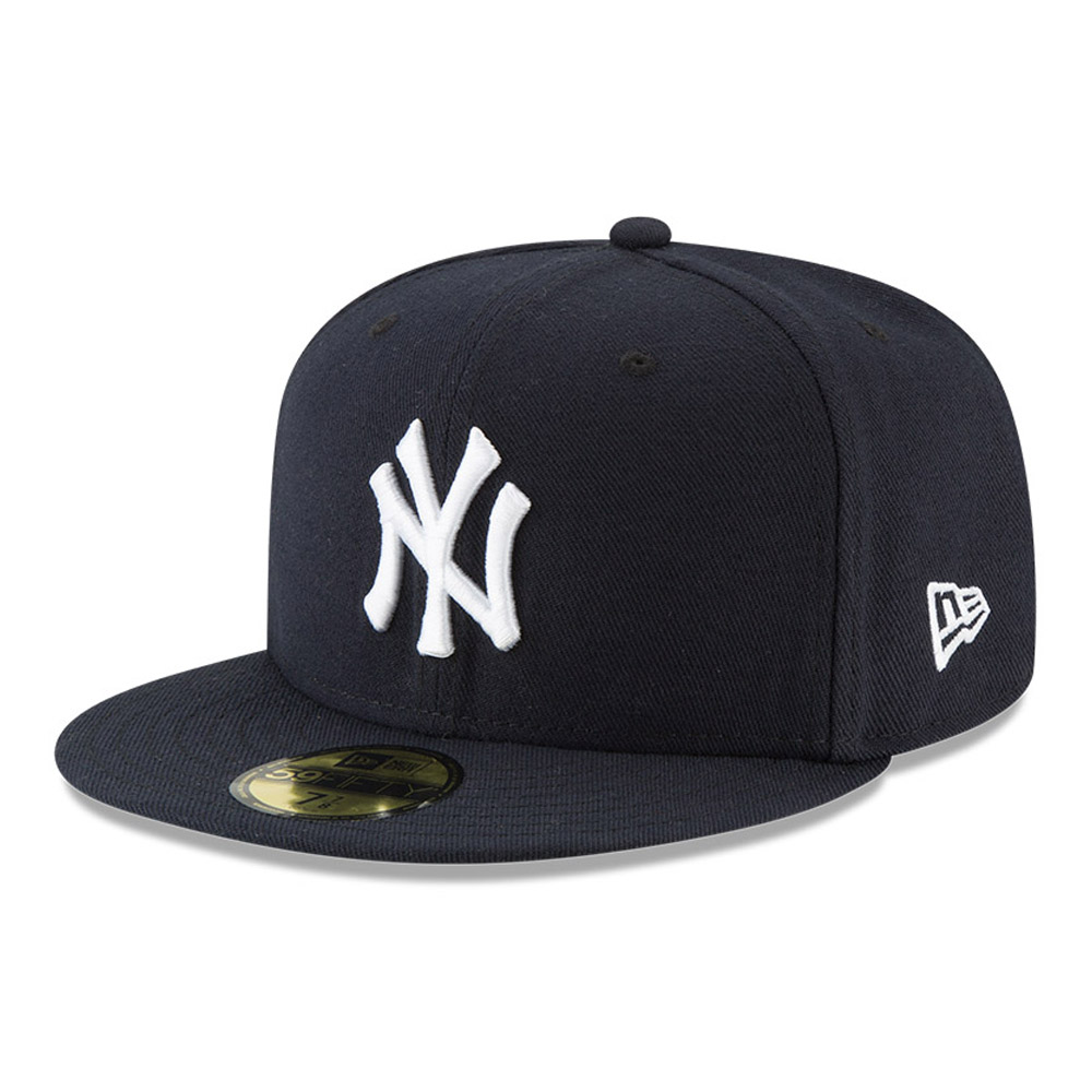 New York Yankees On Field Game Navy 59FIFTY Cap