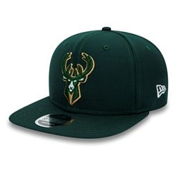 Milwaukee Bucks 9FIFTY Original Fit Snapback