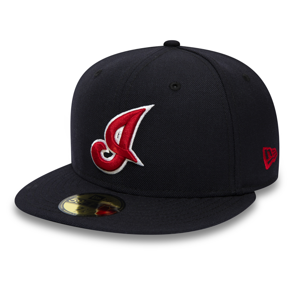 Cleveland Indians Navy 59FIFTY Cap