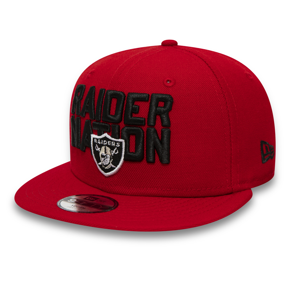 Oakland Raiders Kids 9FIFTY Snapback