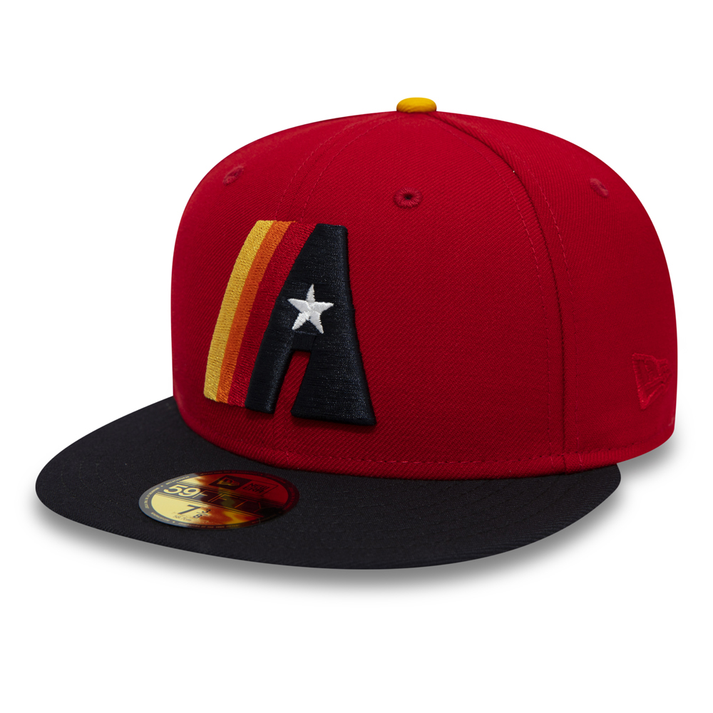Houston Astros Red 59FIFTY