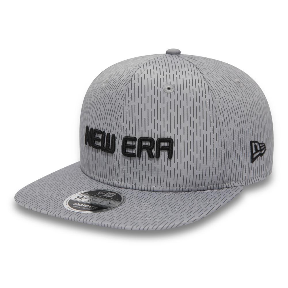 New Era Rain Camo Grey Original Fit 9FIFTY Snapback  aecfd10a37b