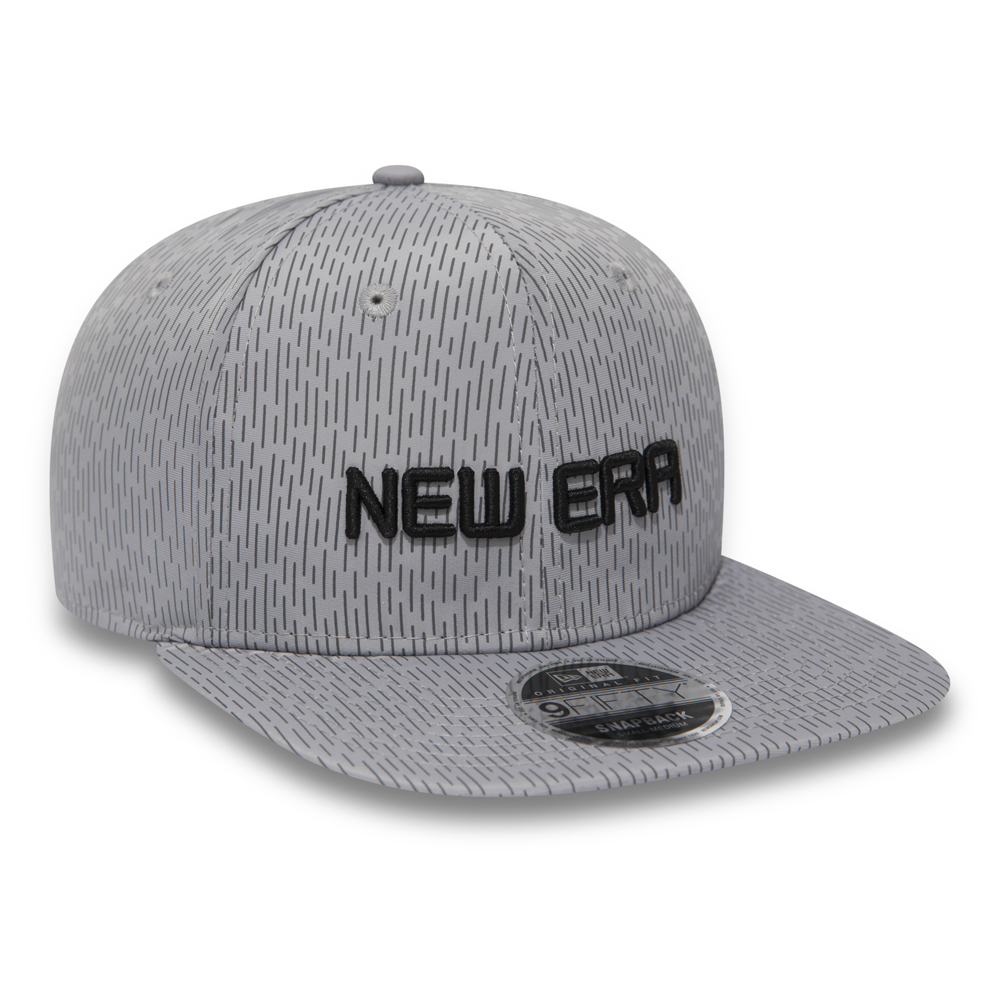 ... New Era Rain Camo Grey Original Fit 9FIFTY Snapback cf1ea8cfb70