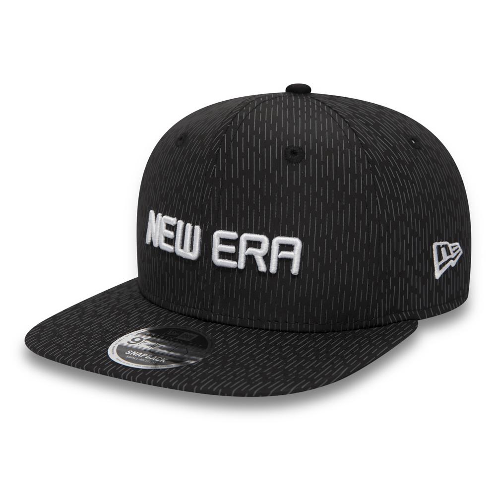 New Era Rain Camo Black Original Fit 9FIFTY Snapback  734aa9622ee