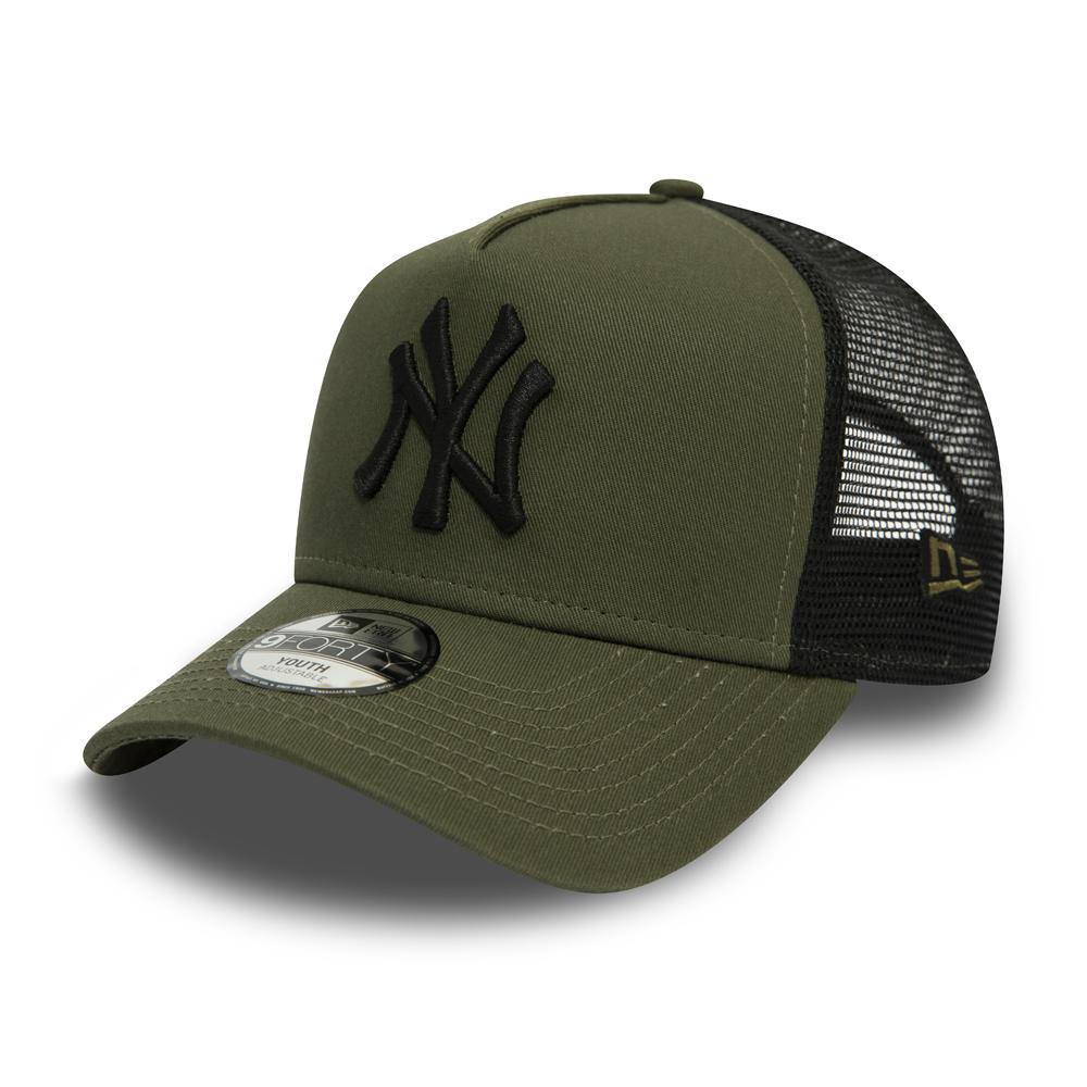 262a142fdfe New York Yankees Kids Essential A Frame Trucker