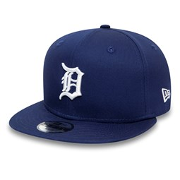 Detroit Tigers Kids Essential Blue 9FIFTY Snapback