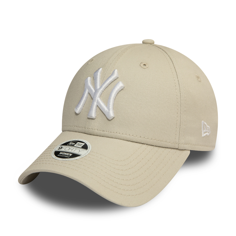 5c2d3e78bdd New York Yankees Womens Essential Stone 9FORTY
