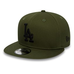 Los Angeles Dodgers Essential Olive Green 9FIFTY Snapback